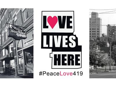A day of peace and love in Richland County