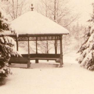 A historic look at Mansfield's Park Gazebo