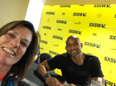 Shiznizzy: Fitness guru provides inspiration at SXSW