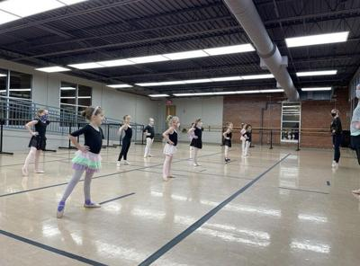 Ballet at Richland Academy