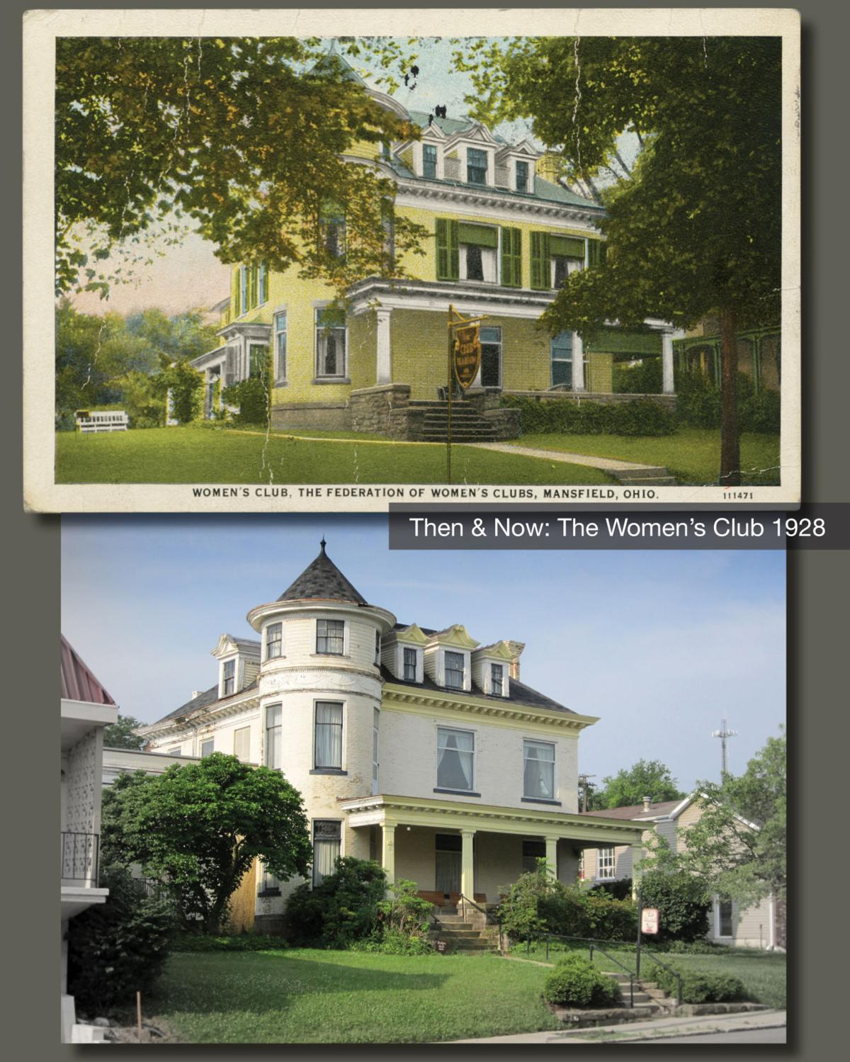 Then & Now: The Women's Club