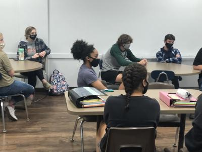 Madison High School trains students to lead by example