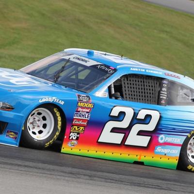 Austin Cindric coming home hot for NASCAR Xfinity Series race at Mid-Ohio