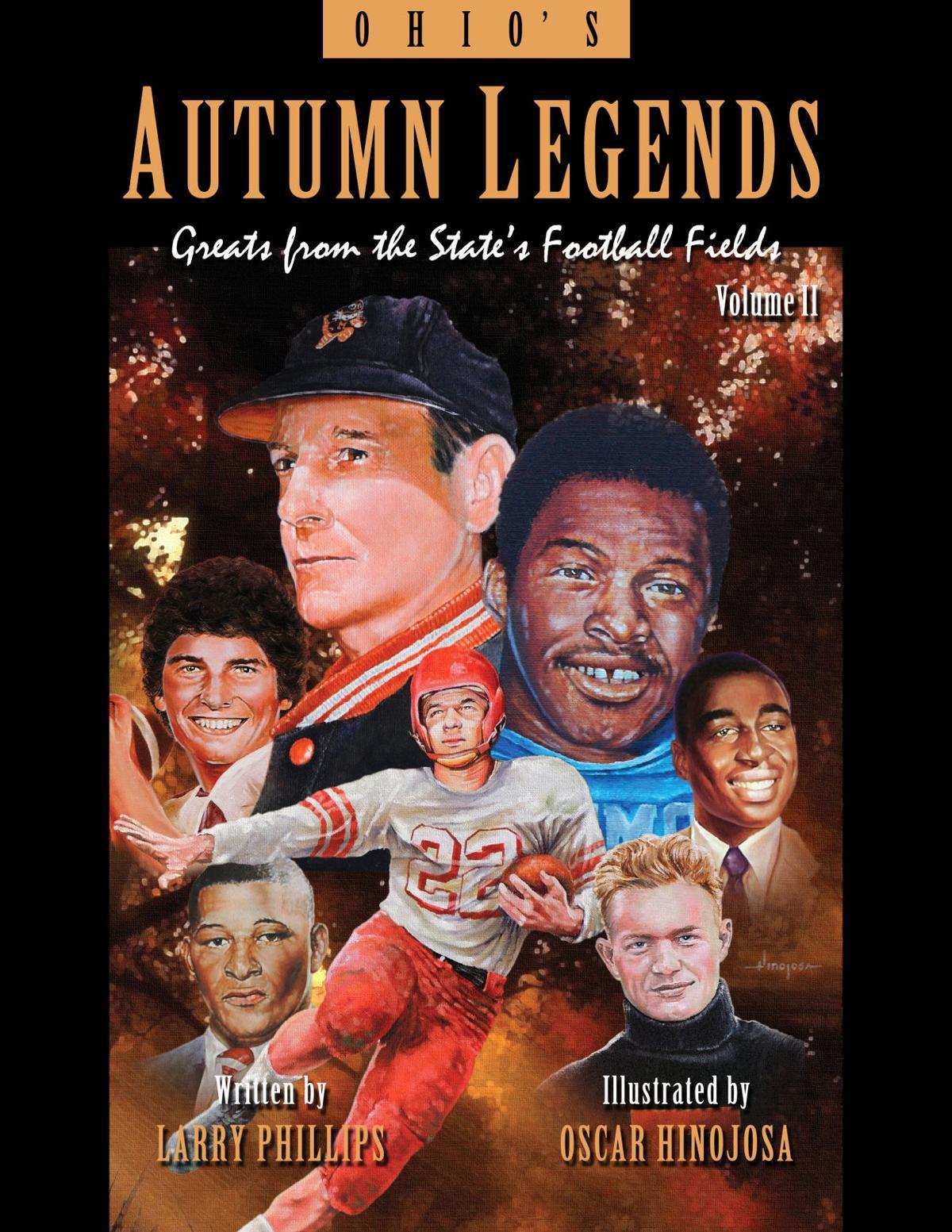Ohio's Autumn Legends Volume II book cover
