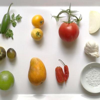 Experiment with chiles, tomatillos and mangoes to make your own unique salsas