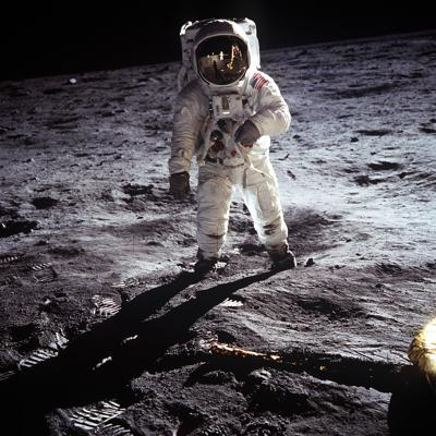 'Houston, Tranquility Base here ... the Eagle has landed'