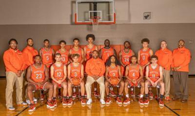 2019-20 Mansfield Senior Boys Basketball team