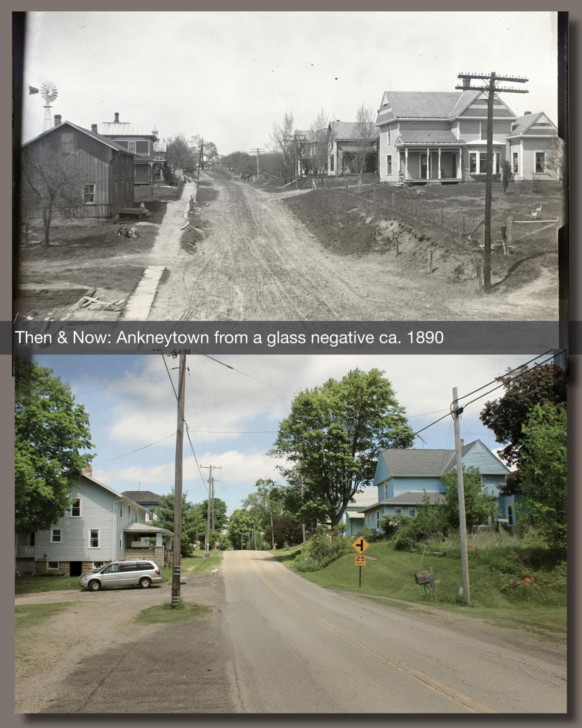 Then & Now: Ankneytown in the 1890s