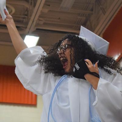 GALLERY: Mansfield Senior High School Graduation 2021 -- Part 2