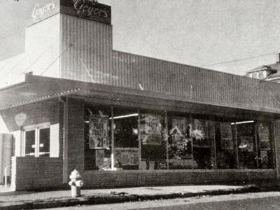 Geyer's on Fourth Street: 1964
