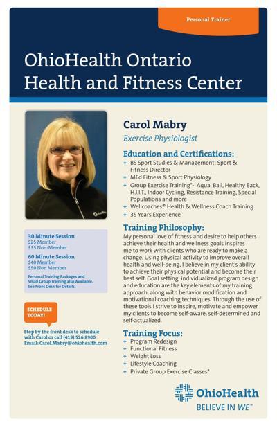 Carol Mabry