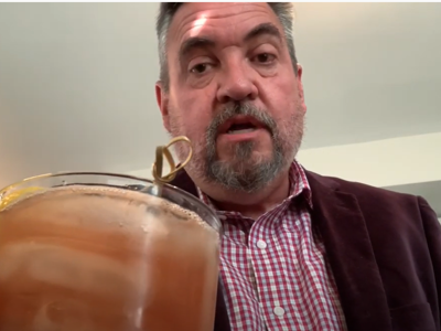 Cocktails Out of Quarantine: Ashland man shares love for craft drinks via video projects