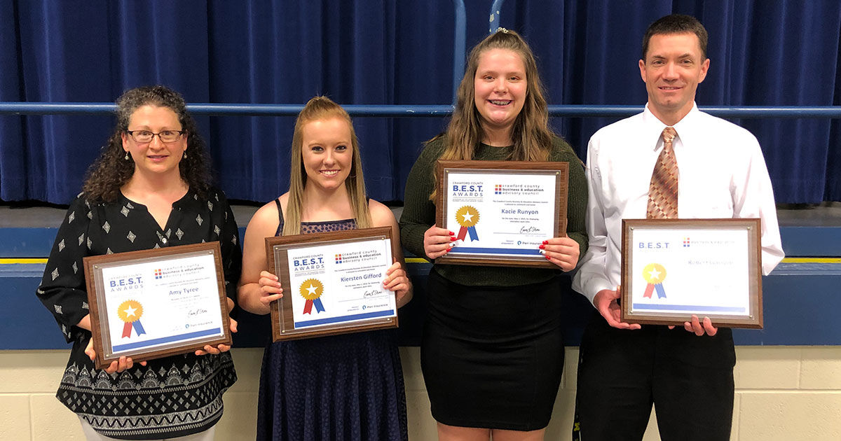 Galion students recognized among best in Crawford County