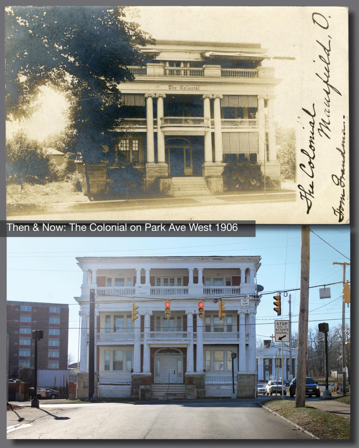 Then & Now: The Colonial