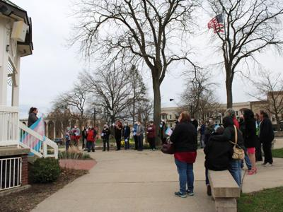 Mansfield's second annual Transgender Day of Visibility calls on community to 'lead with love'