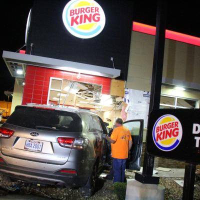 UPDATED: Mansfield man, 76, drives vehicle into Ashland Road Burger King