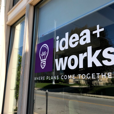 Idea Works provides COVID compliant co-working in Mansfield