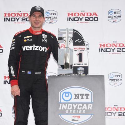 Mid-Ohio: Veteran Will Power takes IndyCar checkered flag