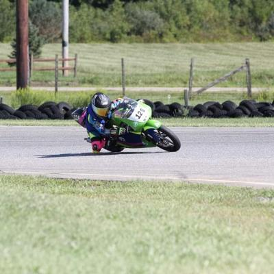 Off To The Races: Lexington youth motorcycle racer gears up for full season