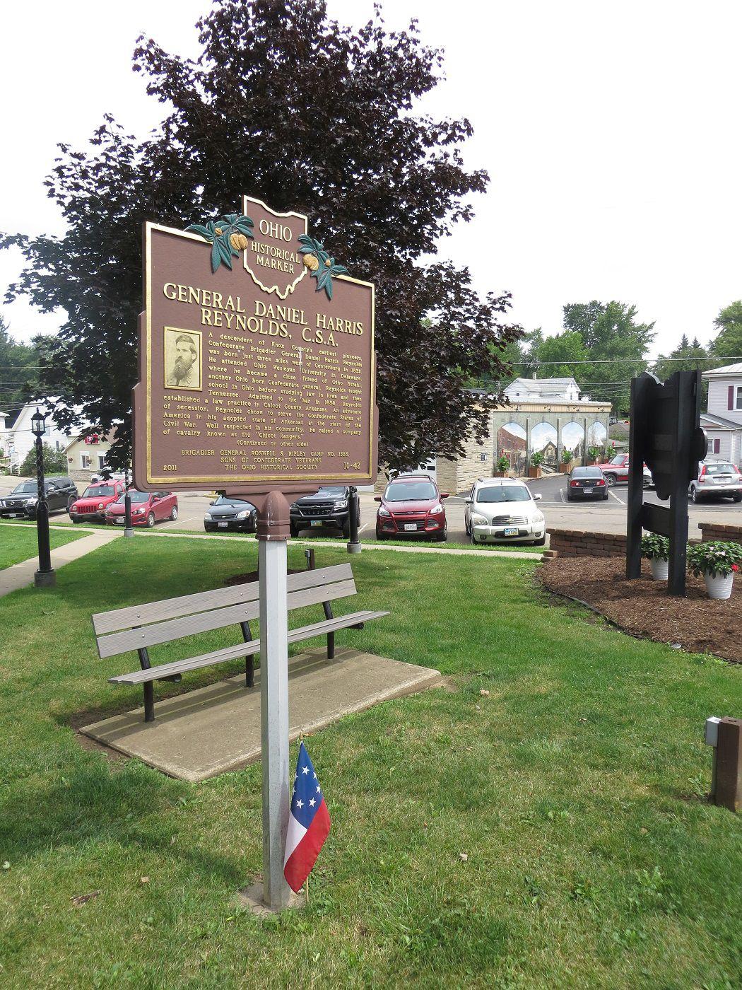 General Reynolds marker