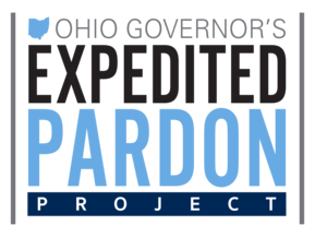 Ohio Governor's Expedited Pardon Project logo