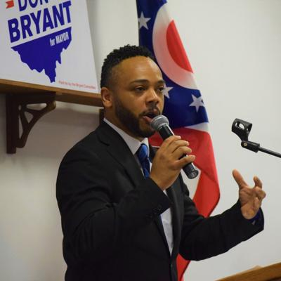 Nearing the finish line, Bryant makes pitch to become Mansfield mayor