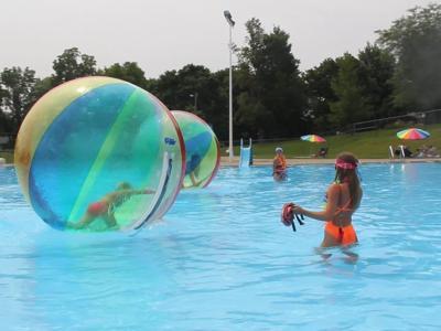 The Big Splash!