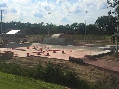 Newark skate park