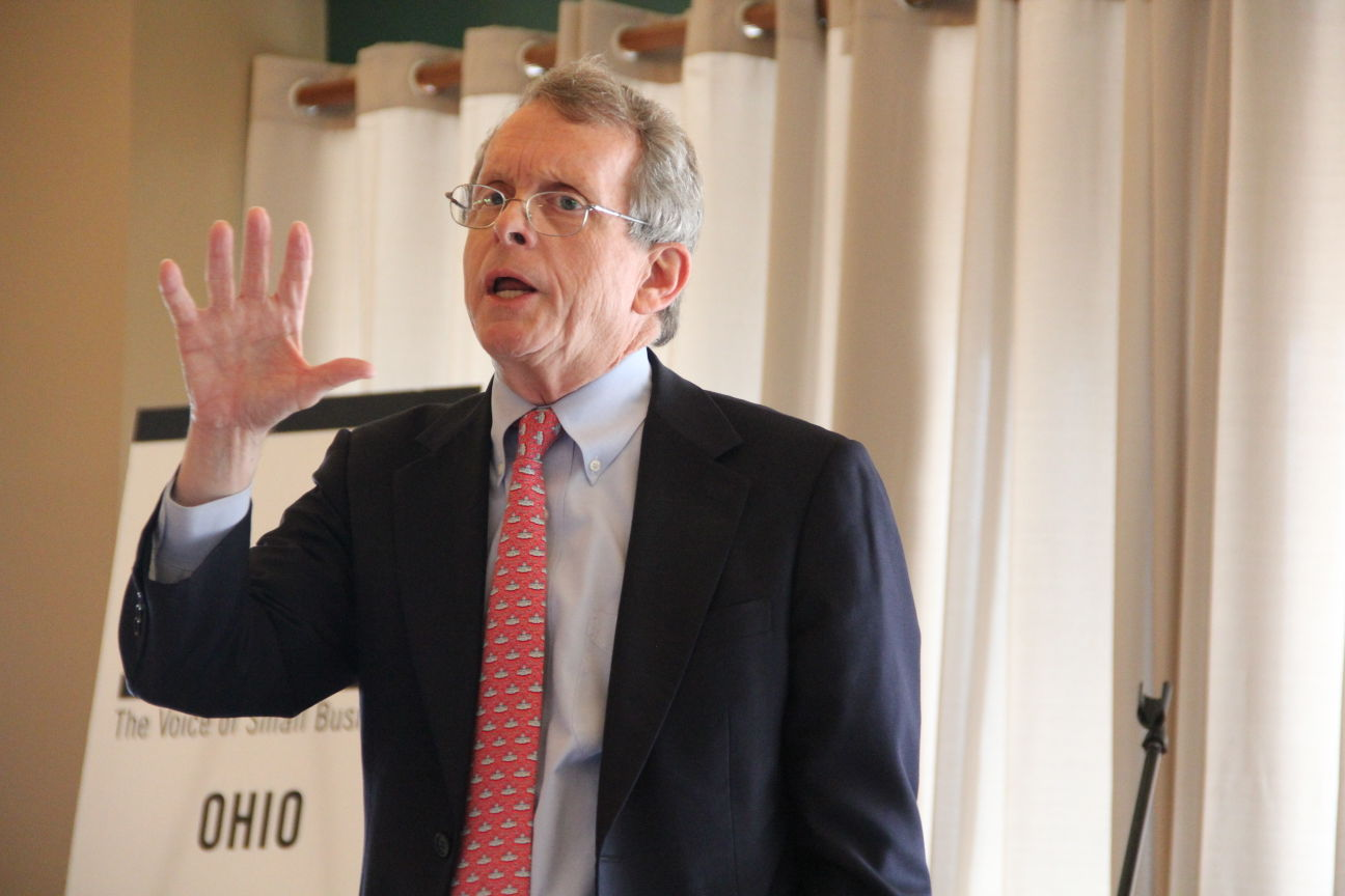 Ohio governor signs budget bill into law