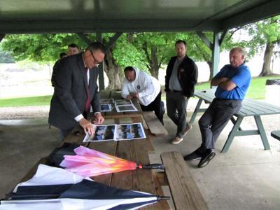 Ontario park committee meeting