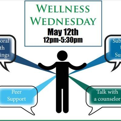 Wellness Wednesday set for May 12 at Catalyst Life Services