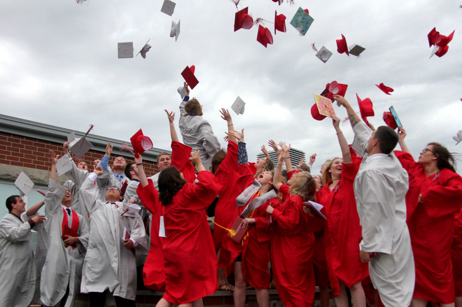 GALLERY: Buckeye Central graduation 2019