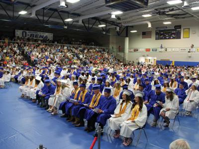 Ontario to host 'Drive-In' graduation on May 29
