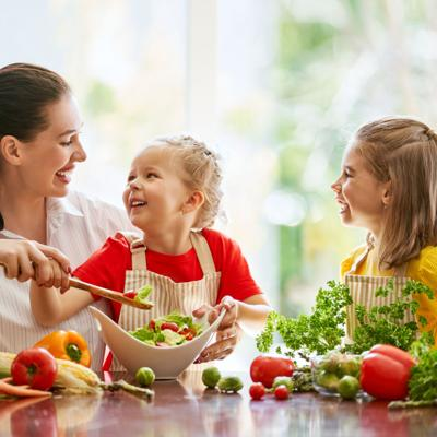 Preventing childhood obesity: What parents can do