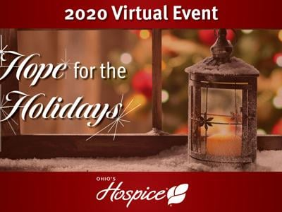 Ohio's Hospice offers Hope for the Holidays virtual program to honor loved ones