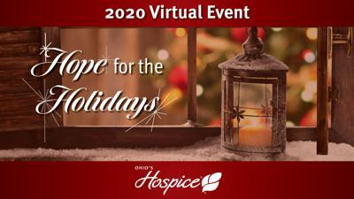 Hope for the Holidays Hospice logo