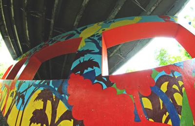 Saving the world, one painting at a time: How public art can revitalize a city