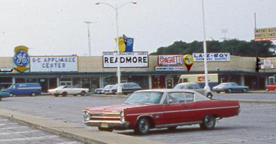 West Park Shopping Center 1977