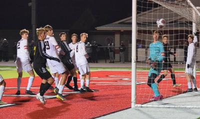 Lexington soccer tackles unbeaten foe Wednesday in state semifinals