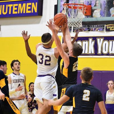 Norwalk snaps Lexington's nine-game winning streak