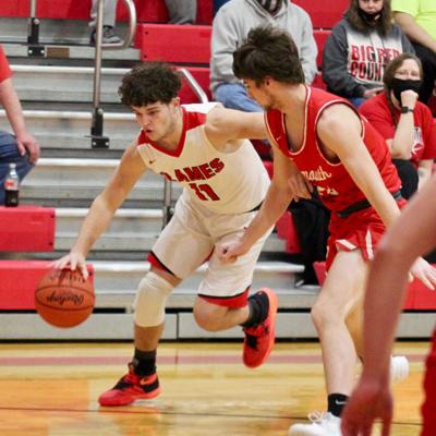 On Fire: Hot shooting sends Flames past Plymouth