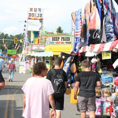 GALLERY: 169th Bellville Street Fair opens