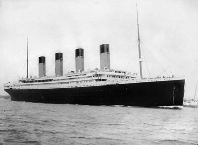 Titanic survivor's grandson shares story on anniversary of tragedy