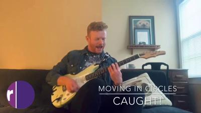 Paul Murray performs 'Caught!'