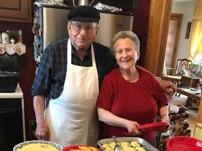 Cherished Mansfield Greek couple share their experience of living in the community for 50 years