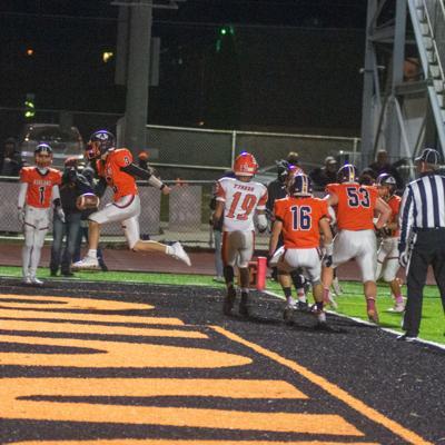 Rohr's touchdown barrage leads Ashland past Mansfield Sr.