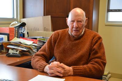 A living legend: James Gorman shares his career story at Gorman-Rupp