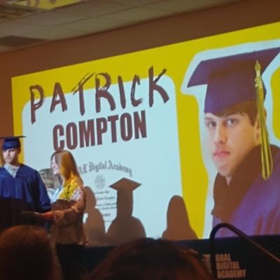 Goal Digital Academy 2021 Graduate: Patrick David Compton