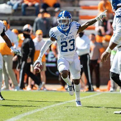 Madison graduate ready for expanded role with Kentucky football team