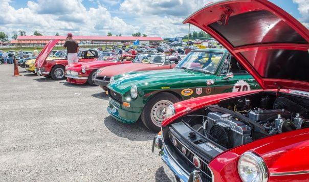 Vintage Grand Prix rolls into Mid-Ohio this weekend